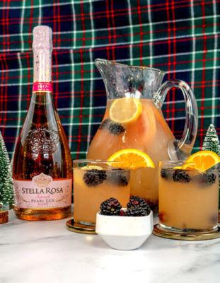 Jingle Buzz Cocktail